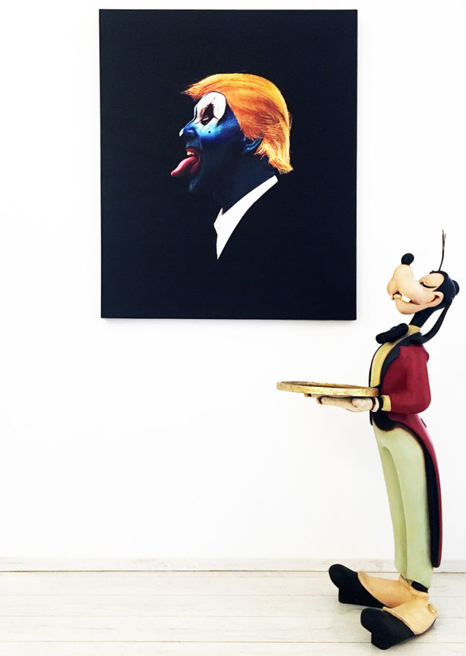 goofy and donald